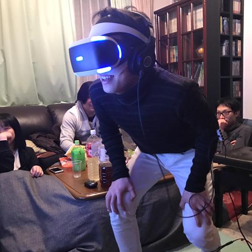 RTCミーティング,VR